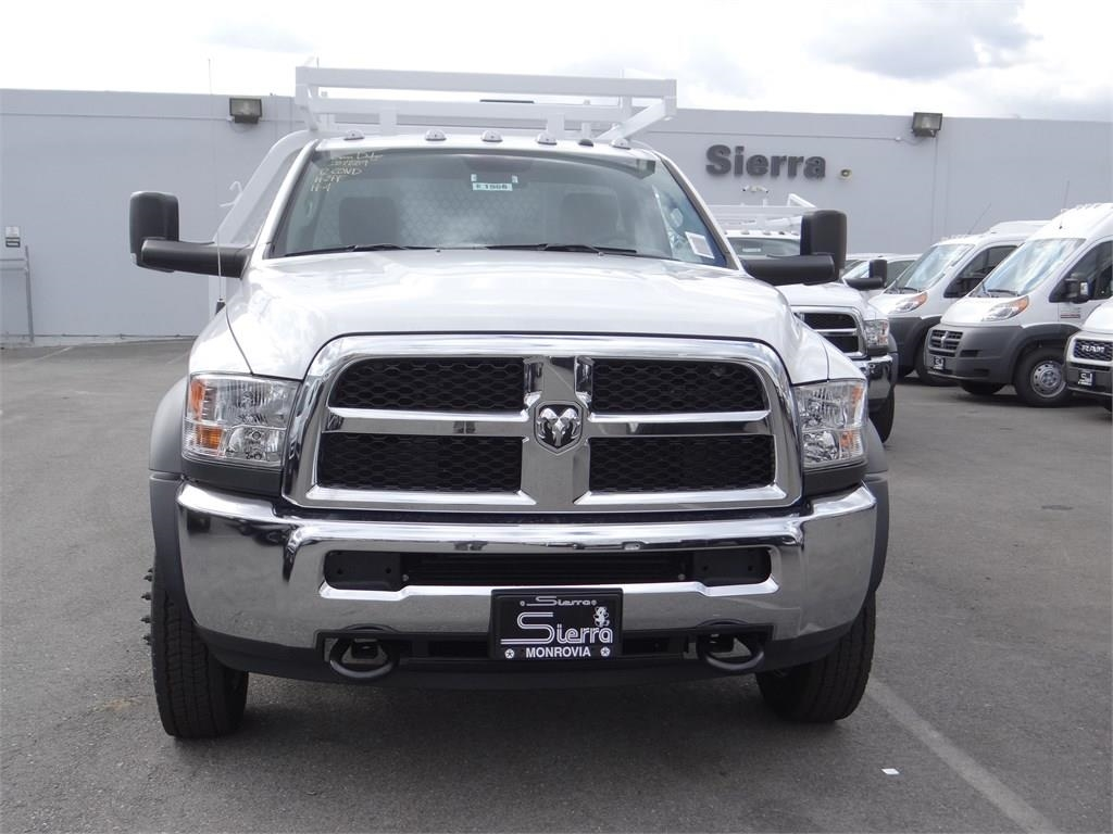 2018 Ram 4500 Regular Cab DRW 4x2,  Royal Contractor Body #R1966T - photo 5