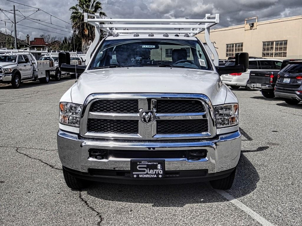 2018 Ram 3500 Regular Cab DRW 4x2,  Royal Combo Body #R1969T - photo 8