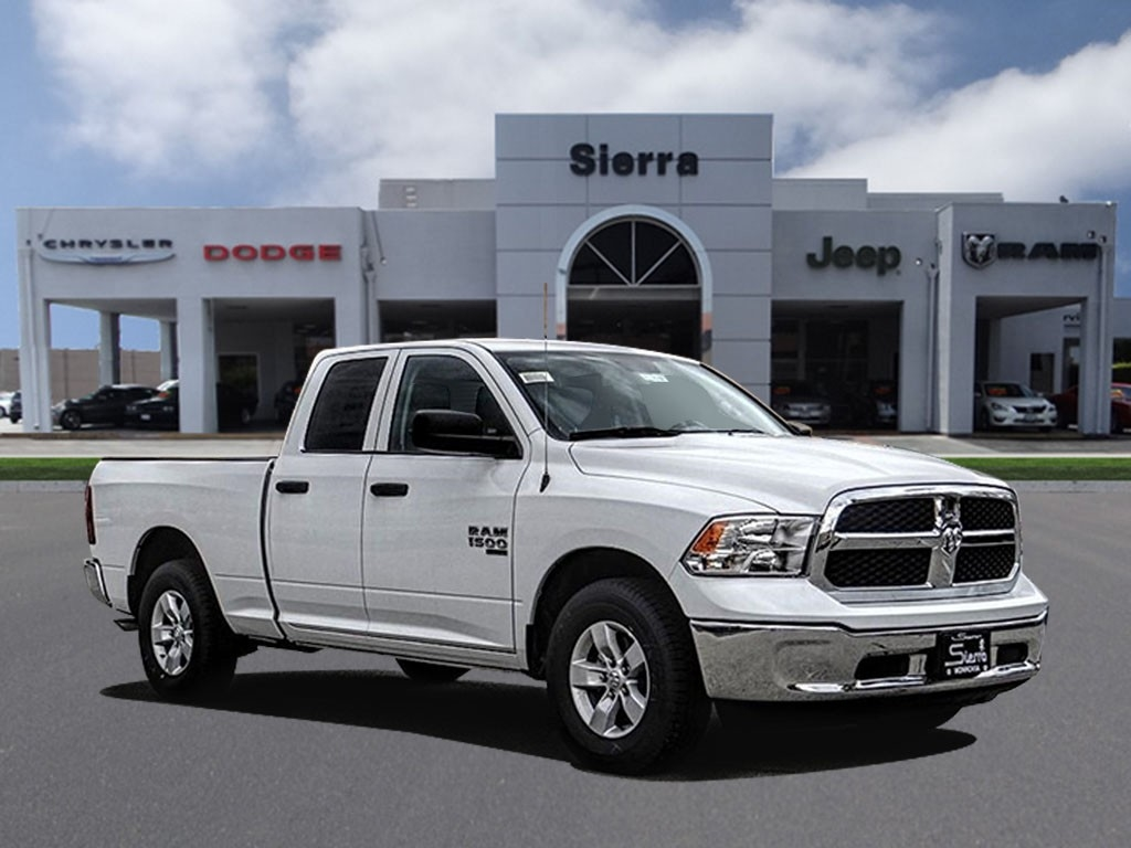 2019 Ram 1500 Quad Cab 4x2,  Pickup #R1970T - photo 1