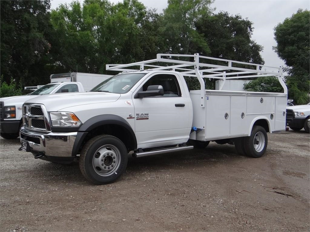 2018 Ram 4500 Regular Cab DRW 4x2,  Royal Service Body #R1974T - photo 4