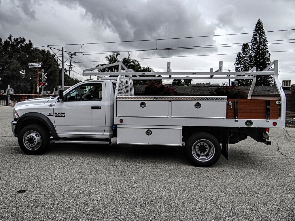 2018 Ram 4500 Regular Cab DRW 4x2,  Royal Contractor Body #R1975T - photo 6