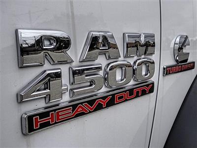 2018 Ram 4500 Regular Cab DRW 4x2,  Royal Contractor Body #R1975T - photo 17