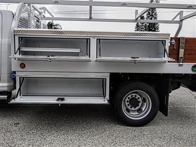2018 Ram 4500 Regular Cab DRW 4x2,  Royal Contractor Body #R1975T - photo 20