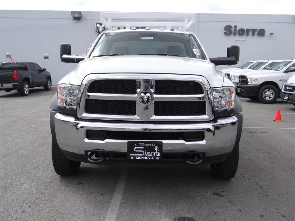 2018 Ram 4500 Regular Cab DRW 4x2,  Royal Contractor Body #R1976T - photo 8