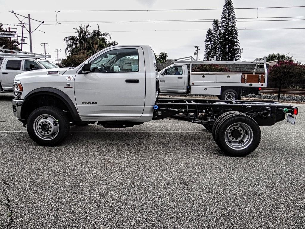 2019 Ram 4500 Regular Cab DRW 4x4,  Cab Chassis #R1981T - photo 6
