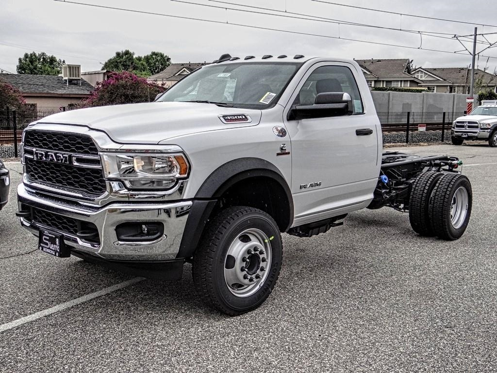 2019 Ram 4500 Regular Cab DRW 4x4,  Cab Chassis #R1981T - photo 7