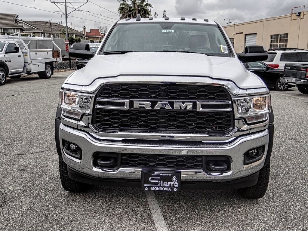 2019 Ram 4500 Regular Cab DRW 4x4,  Cab Chassis #R1981T - photo 8