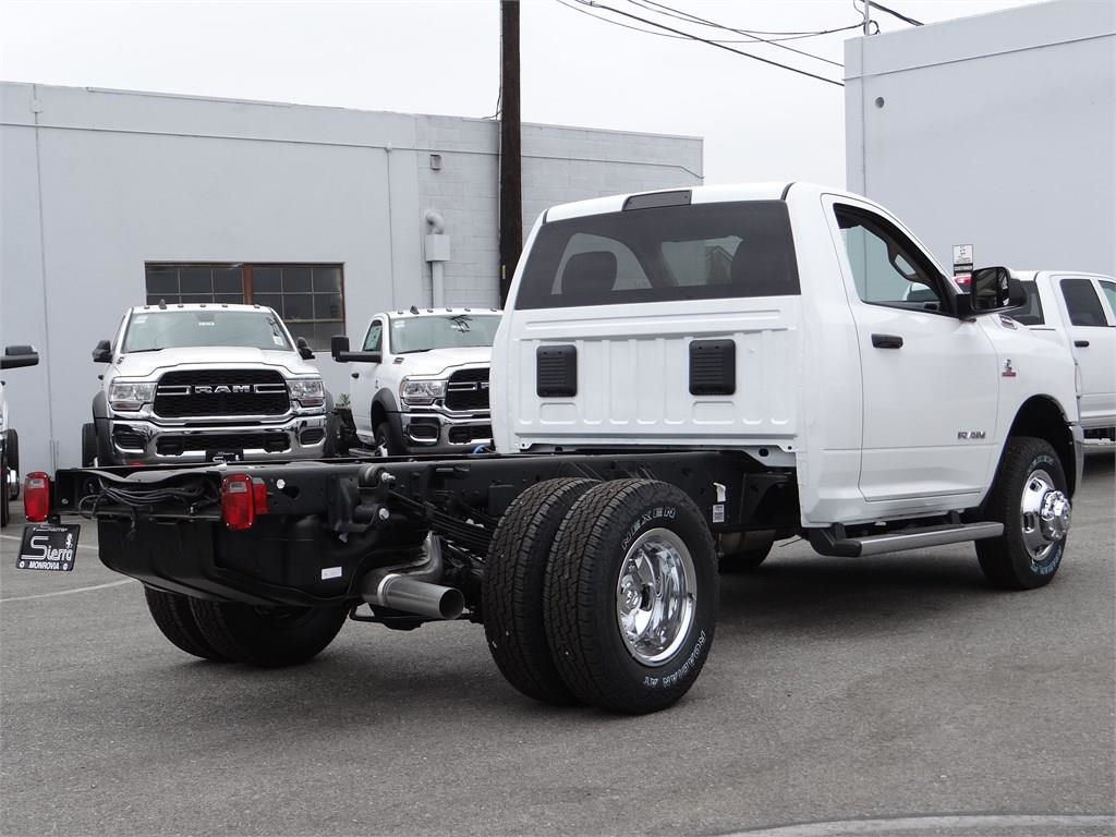 2019 Ram 3500 Regular Cab DRW 4x4,  Cab Chassis #R1984T - photo 1