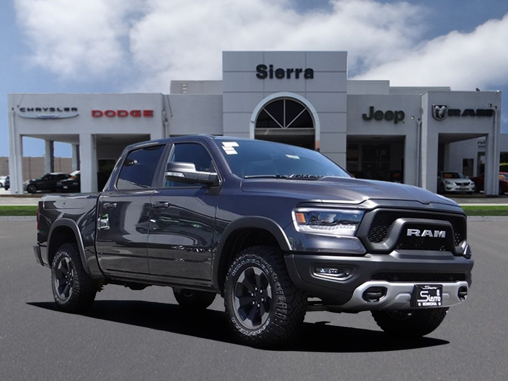 2019 Ram 1500 Crew Cab 4x2,  Pickup #R1999 - photo 1