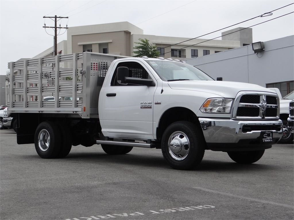 2018 Ram 3500 Regular Cab DRW 4x2,  Cab Chassis #R2007T - photo 1