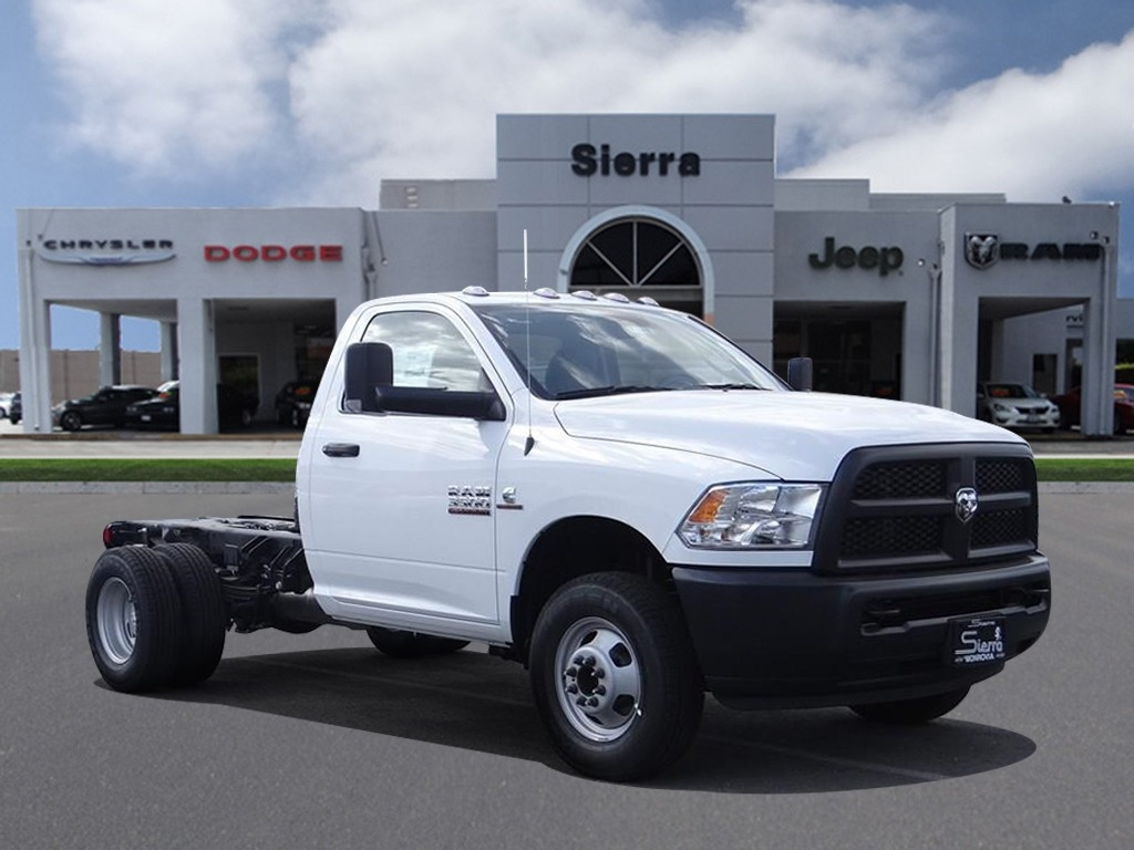 2018 Ram 3500 Regular Cab DRW 4x2,  Cab Chassis #R2009T - photo 1