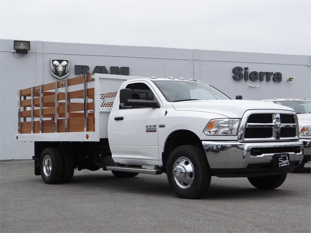 2018 Ram 3500 Regular Cab DRW 4x2,  Cab Chassis #R2020T - photo 1