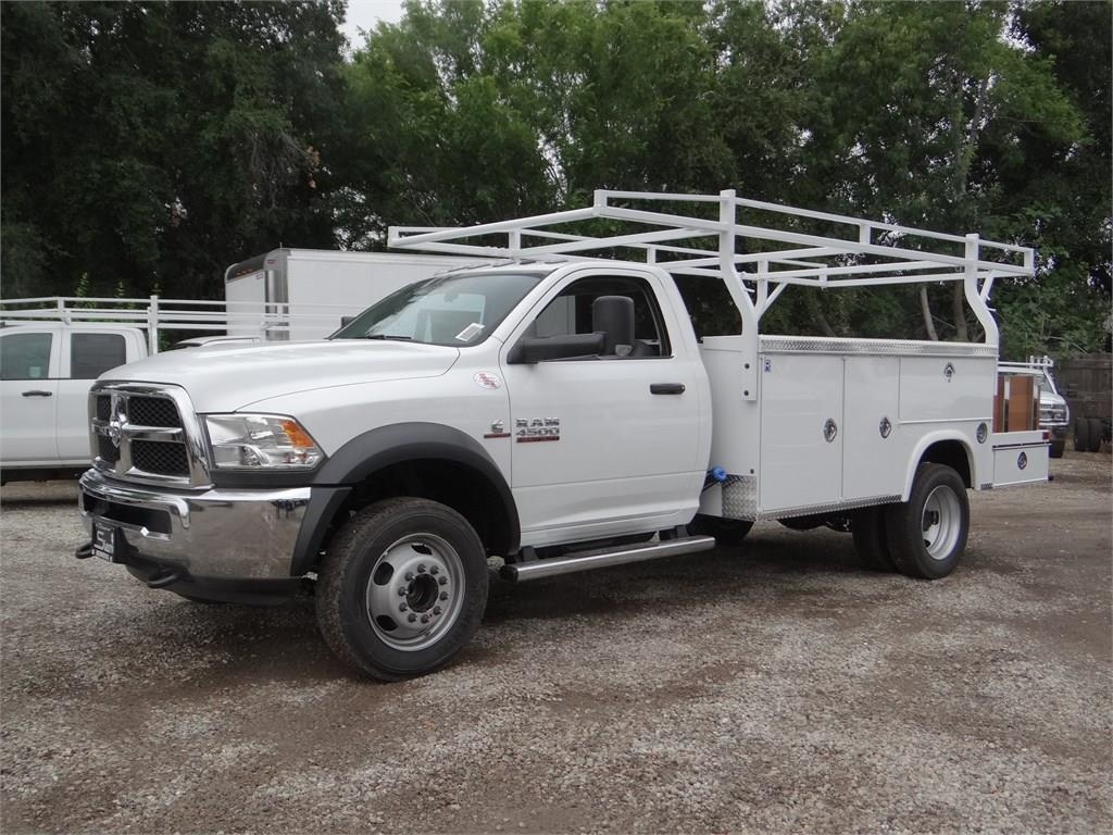 2018 Ram 4500 Regular Cab DRW 4x2, Royal Service Combo Body #R2024T - photo 4