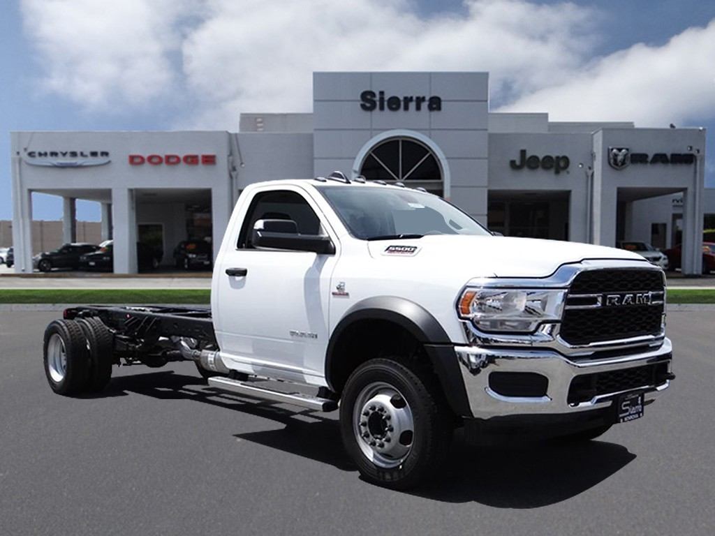 2019 Ram 5500 Regular Cab DRW 4x2,  Cab Chassis #R2025T - photo 1