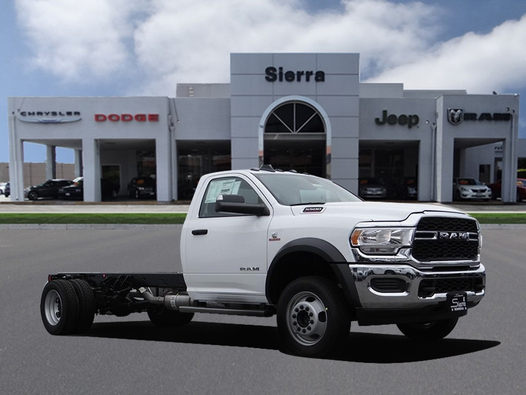 2019 Ram 5500 Regular Cab DRW 4x2,  Cab Chassis #R2030T - photo 1