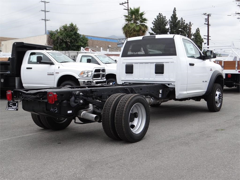 2019 Ram 4500 Regular Cab DRW 4x2,  Cab Chassis #R2045T - photo 1