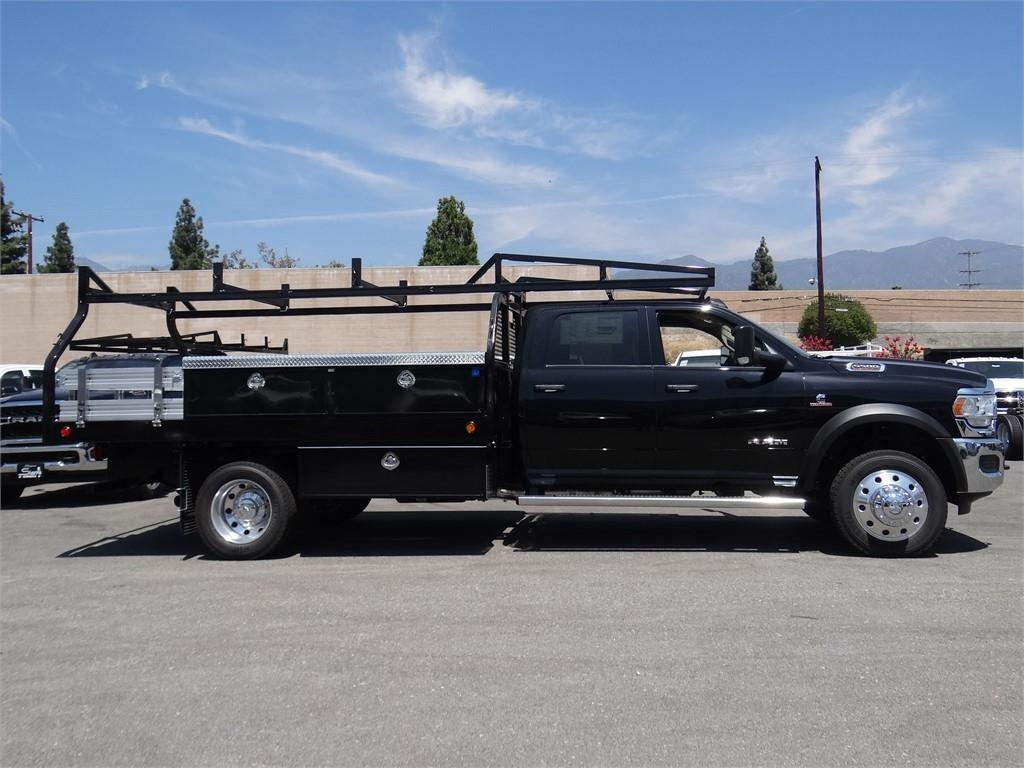 2019 Ram 5500 Crew Cab DRW 4x2,  Royal Contractor Body #R2060T - photo 3