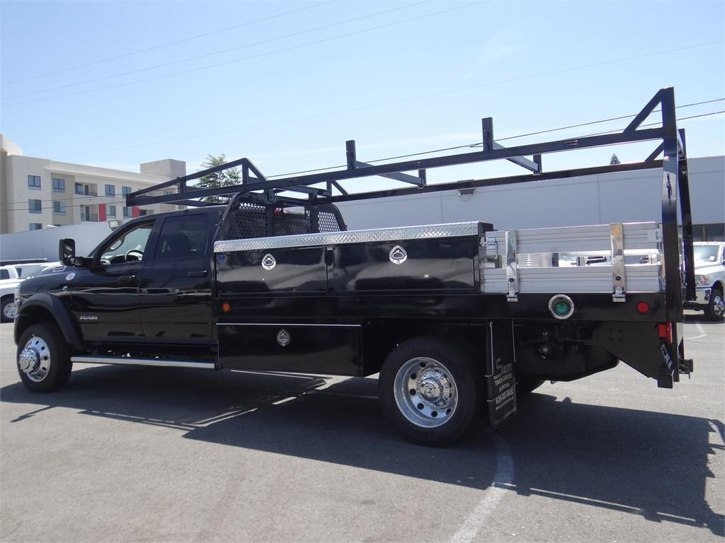 2019 Ram 5500 Crew Cab DRW 4x2,  Royal Contractor Body #R2060T - photo 6