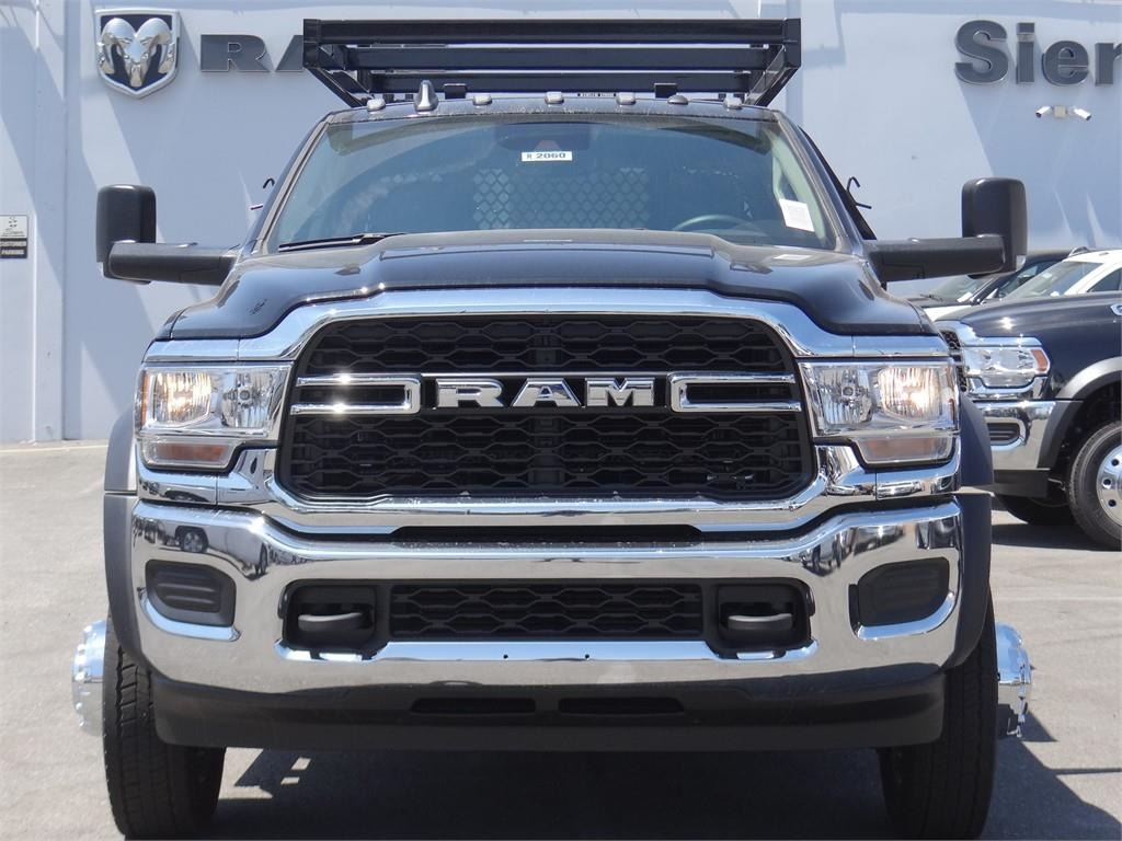 2019 Ram 5500 Crew Cab DRW 4x2,  Royal Contractor Body #R2060T - photo 8
