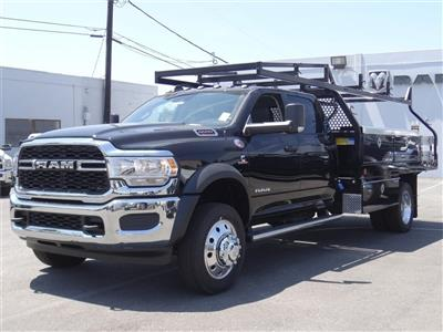 2019 Ram 5500 Crew Cab DRW 4x2,  Royal Contractor Body #R2060T - photo 7