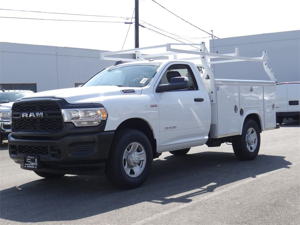 2019 Ram 2500 Regular Cab 4x2,  Royal Service Body #R2072T - photo 7