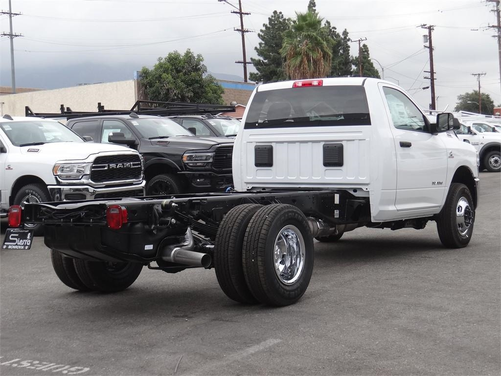2019 Ram 3500 Regular Cab DRW 4x2, Cab Chassis #R2097T - photo 2
