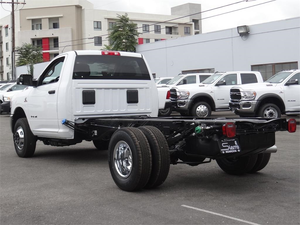 2019 Ram 3500 Regular Cab DRW 4x2, Cab Chassis #R2097T - photo 5