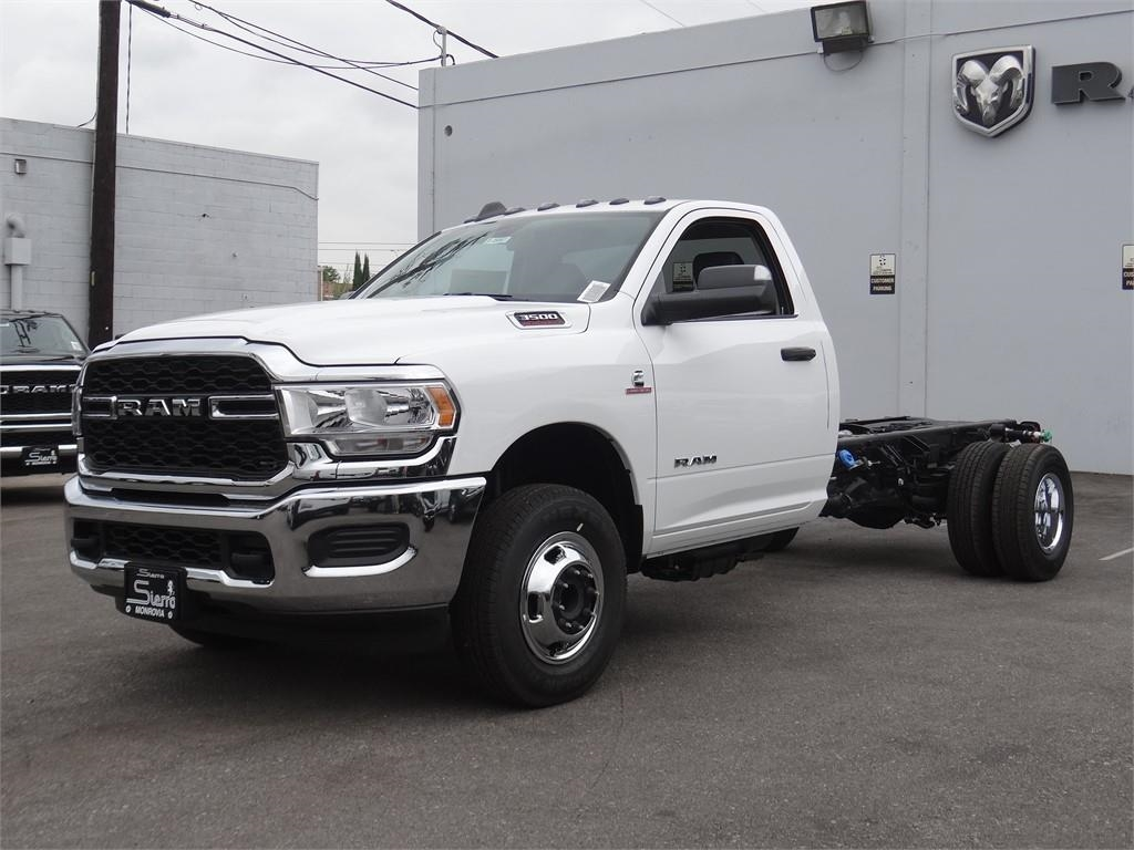 2019 Ram 3500 Regular Cab DRW 4x2, Cab Chassis #R2097T - photo 7