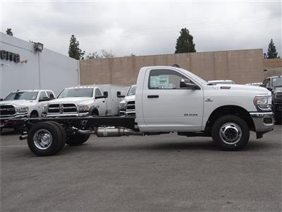 2019 Ram 3500 Regular Cab DRW 4x2, Cab Chassis #R2097T - photo 3