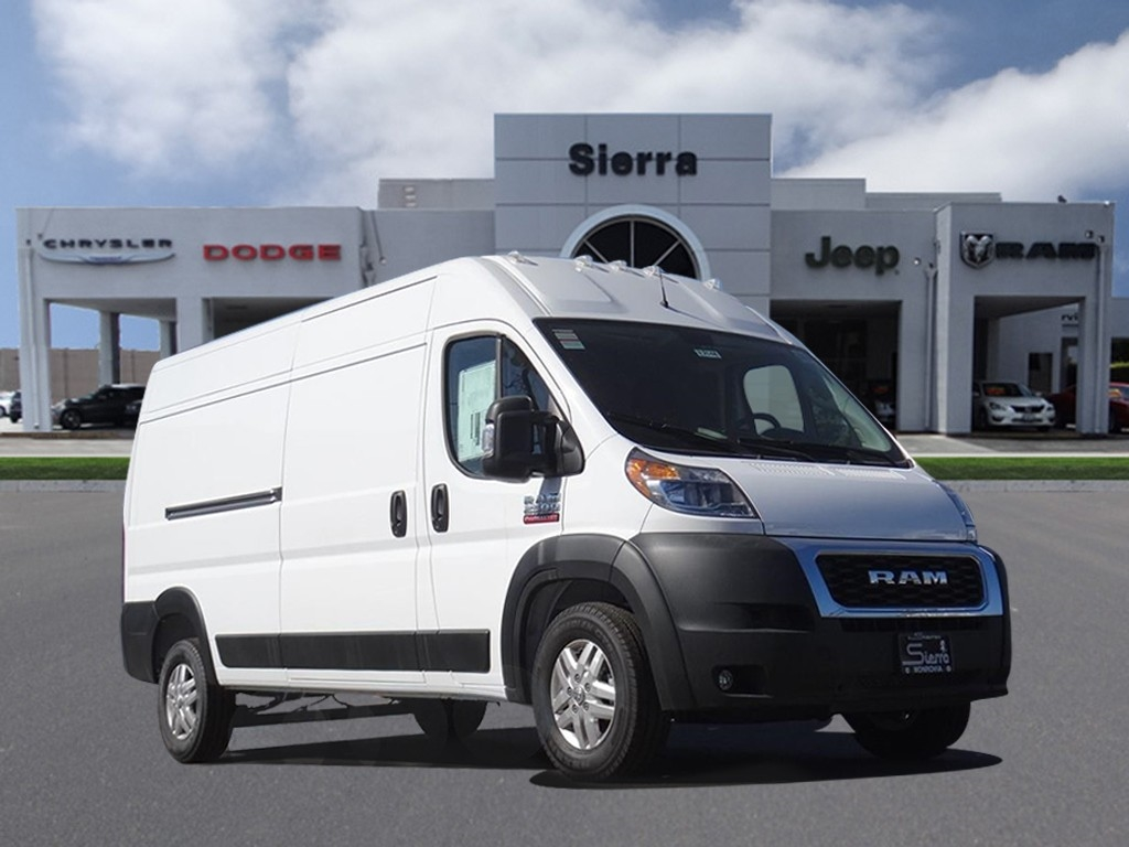 2019 ProMaster 2500 High Roof FWD, Empty Cargo Van #R2144T - photo 1