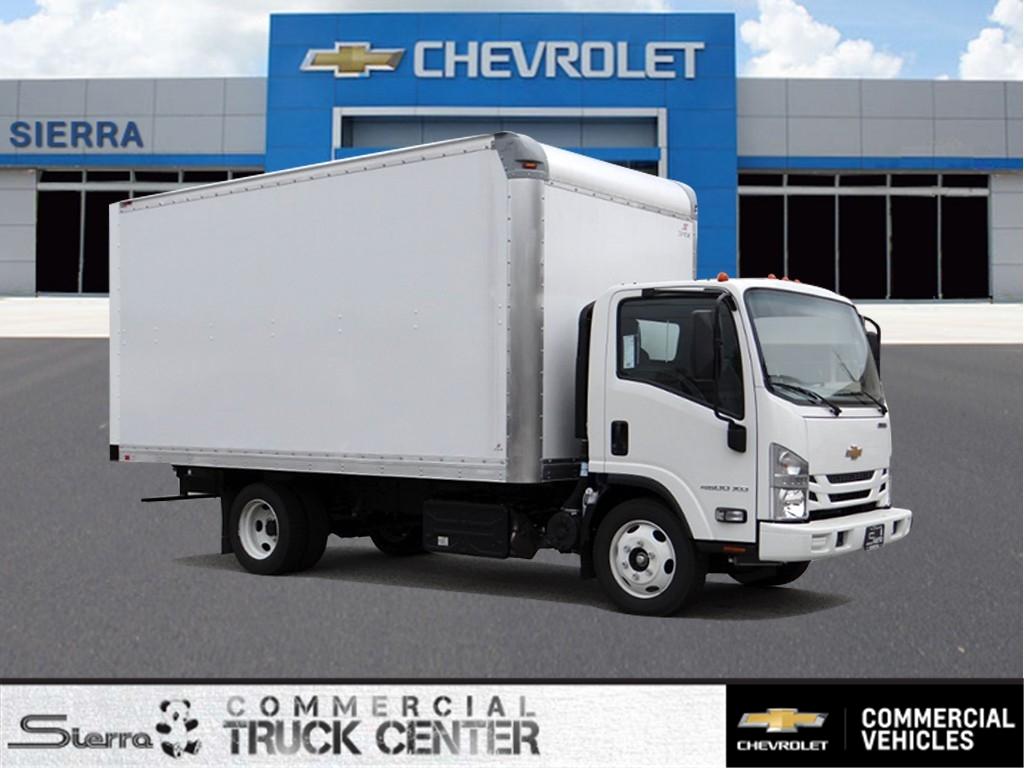 2018 LCF 4500XD Regular Cab 4x2,  Supreme Dry Freight #C156807 - photo 1
