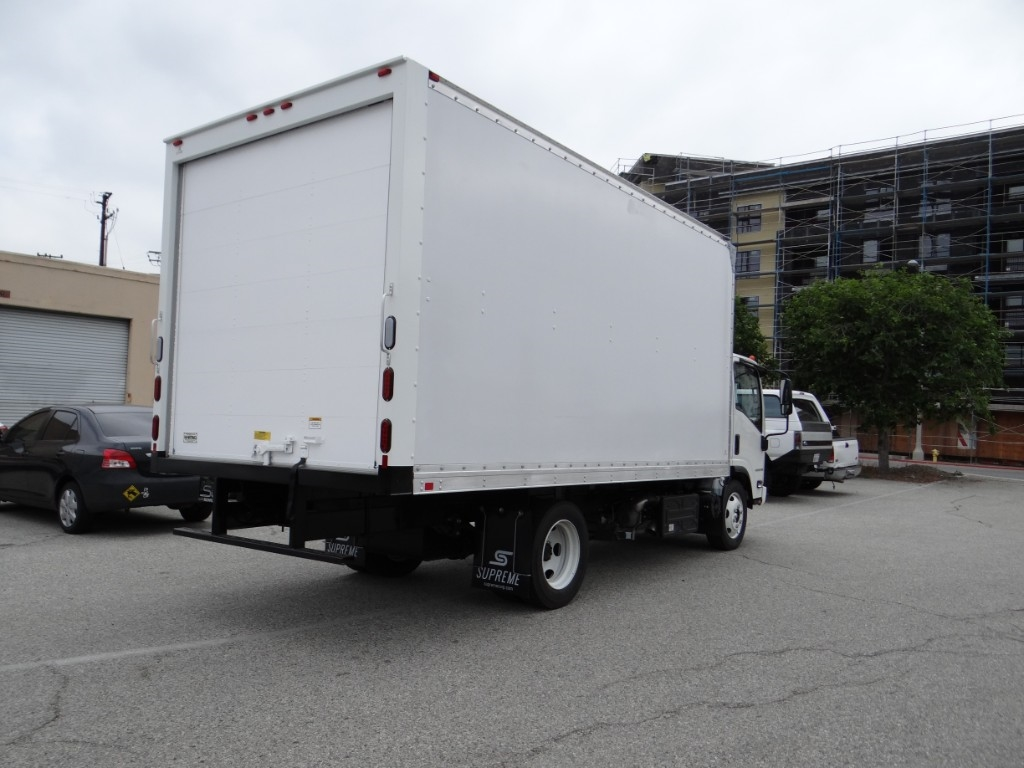 2018 LCF 4500XD Regular Cab,  Supreme Dry Freight #C156807 - photo 2