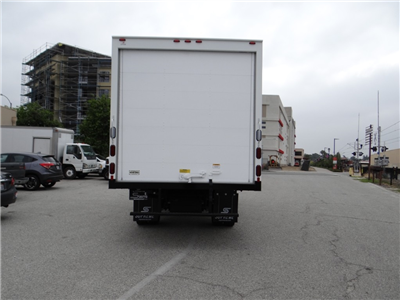 2018 LCF 4500XD Regular Cab 4x2,  Supreme Signature Van Dry Freight #C156807 - photo 4