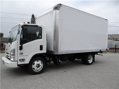 2018 LCF 4500XD Regular Cab 4x2,  Supreme Signature Van Dry Freight #C156807 - photo 6