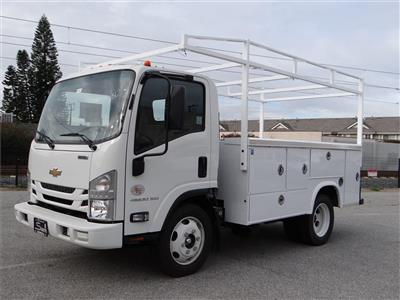 2018 LCF 4500XD Regular Cab 4x2,  Royal Service Body #C156820 - photo 7