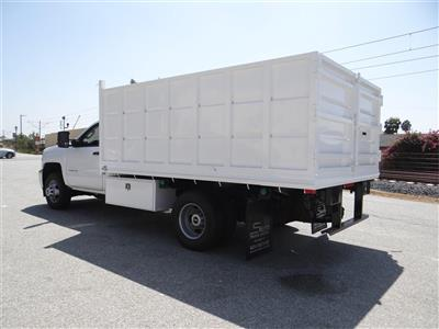 2018 Silverado 3500 Regular Cab 4x2,  Martin's Quality Truck Body Landscape Dump #C156870 - photo 4