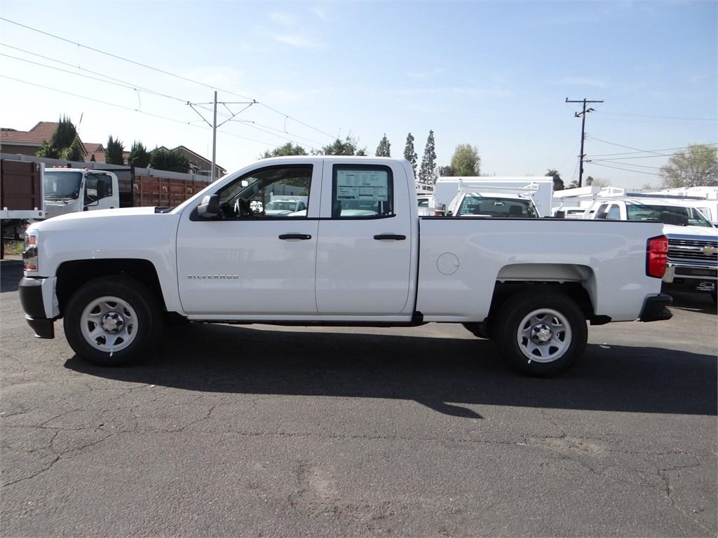 2018 Silverado 1500 Double Cab 4x2,  Pickup #C156930 - photo 5
