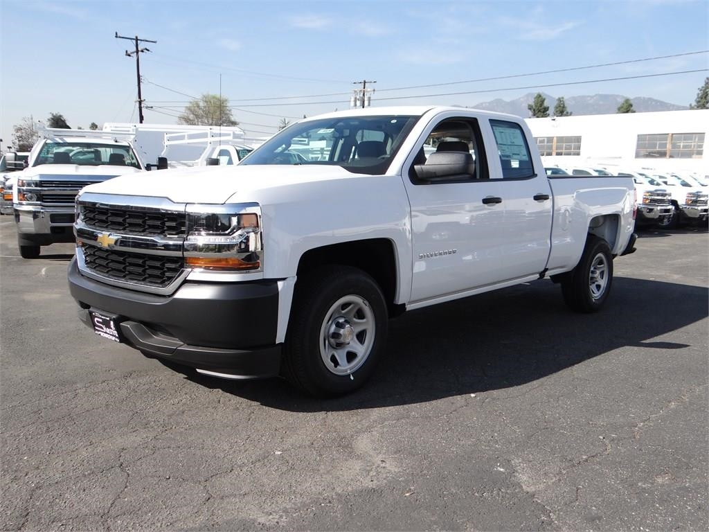 2018 Silverado 1500 Double Cab 4x2,  Pickup #C156930 - photo 6