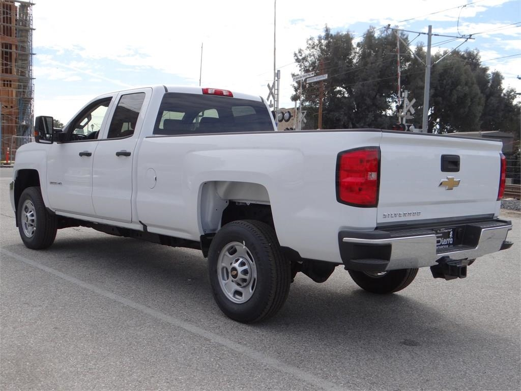 2018 Silverado 2500 Double Cab 4x2,  Pickup #C156951 - photo 5