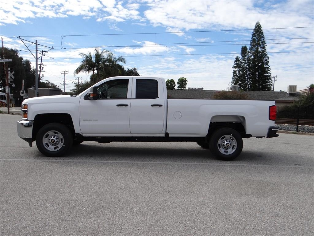 2018 Silverado 2500 Double Cab 4x2,  Pickup #C156951 - photo 6