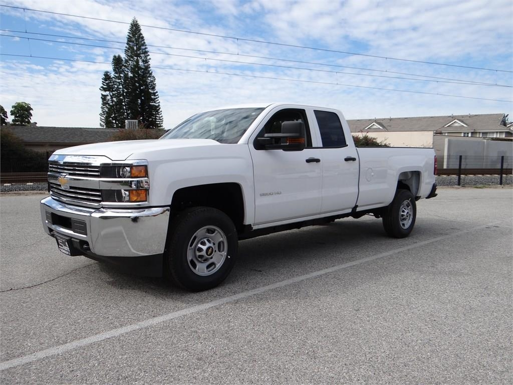 2018 Silverado 2500 Double Cab 4x2,  Pickup #C156951 - photo 7