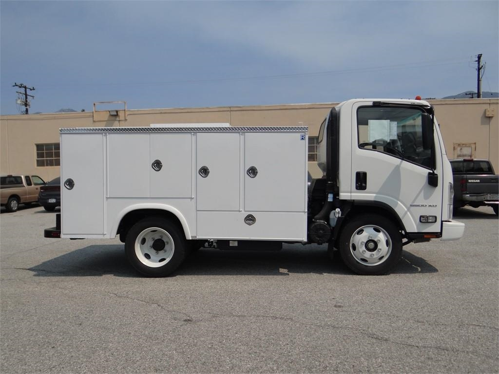 2018 LCF 5500XD Regular Cab,  Service Body #C157086 - photo 3