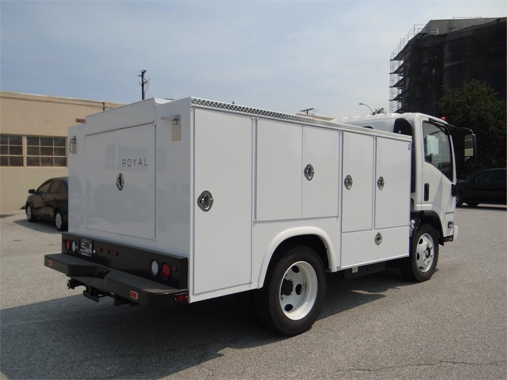 2018 LCF 5500XD Regular Cab,  Service Body #C157086 - photo 2