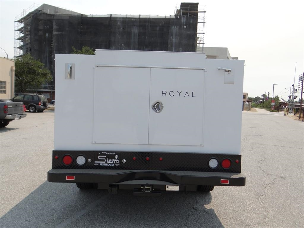 2018 LCF 5500XD Regular Cab 4x2,  Royal Service Body #C157086 - photo 4