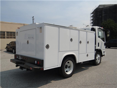 2018 LCF 5500XD Regular Cab,  Royal Service Body #C157086 - photo 2