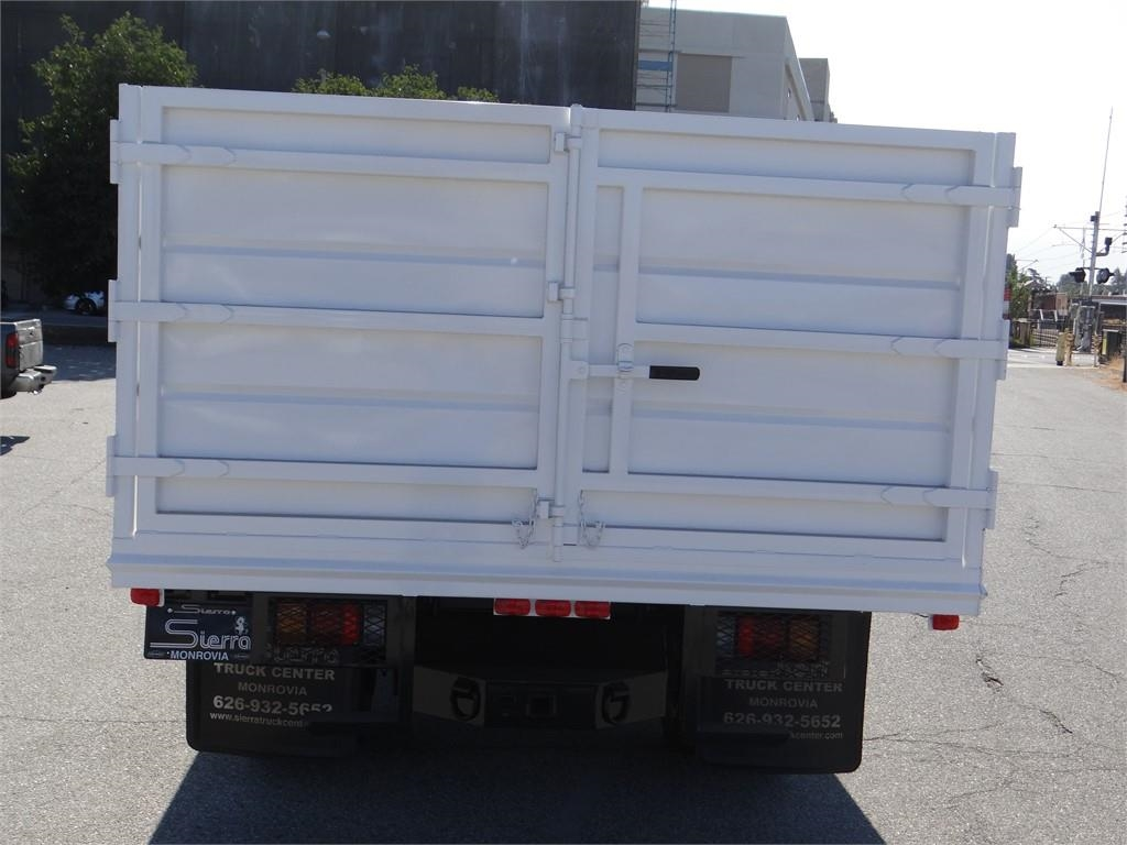 2018 LCF 5500XD Regular Cab 4x2,  Martin's Quality Truck Body Landscape Dump #C157093 - photo 4