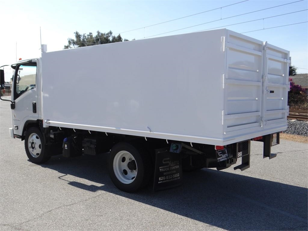 2018 LCF 5500XD Regular Cab 4x2,  Martin's Quality Truck Body Landscape Dump #C157093 - photo 5