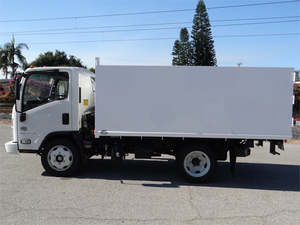 2018 LCF 5500XD Regular Cab 4x2,  Martin's Quality Truck Body Landscape Dump #C157093 - photo 6