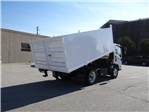2018 LCF 5500XD Regular Cab 4x2,  Martin's Quality Truck Body Landscape Dump #C157093 - photo 1