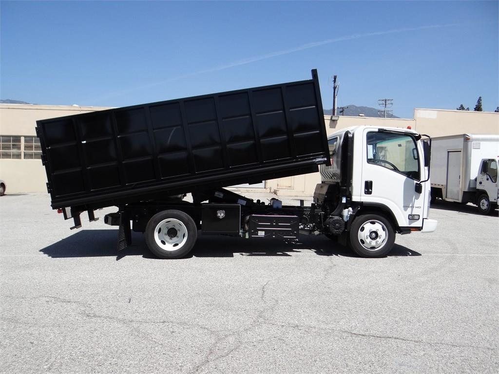 2018 LCF 5500HD Regular Cab,  Landscape Dump #C157094 - photo 3